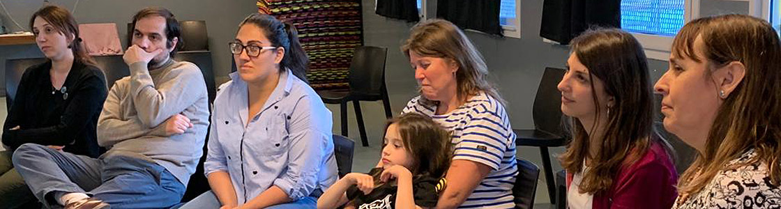 Se realizó la segunda charla para padres
